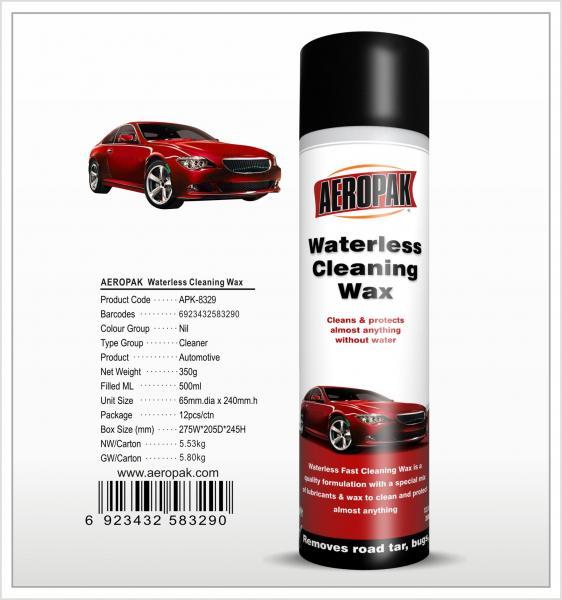 AEROPAK Good Quality Carnauba Car Cleaning Wax