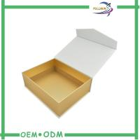 Stylish Custom Cosmetic Paper Gift Boxes / Craft Cardboard Box Manufactures