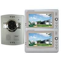 Fashion Cheap  7inch Wired Color Video Intercom Manufactures