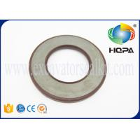China CFW 45-80-5-7 FKM CFW 55-70-7 FKM Brown Hydraulic Oil Seal , Rubber Oil Seal on sale