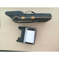 Quality Industrial Rugged PDA Thermal Printer for Parking , Programmable SDK Free for sale