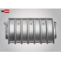 Shot Blasting Casting Small Aluminum Parts Easy Installation For Automobile Manufactures