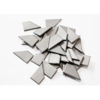 Customized 100% Virgin Material Tungsten Carbide Tiles for AgriculturalMachinery Manufactures