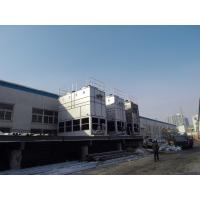 Closed Type Industrial Water Cooling Towers 1000000 Kcal/H Cooling Capacity Manufactures