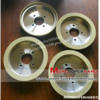 China China Manufacturer! 150 diameter diamond grinding wheel for pcd, pcbn tools, 6A2 vitrified diamond grinding wheel, on sale