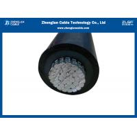 China 11kv Single Core AL/XLPE/XLPE Aerial Spaced Cable With Conductor Screen 1cx95sqmm on sale