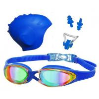 Anti-UV Adult Swim Goggles, Anti-leakage Swimming Goggles for Men and Women Manufactures