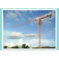 Hydraulic Self Climbing Tower Cranes For Building Construction Projects Manufactures