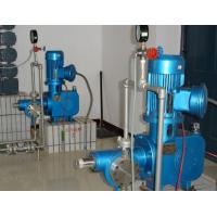 High Capacity Diaphragm Dosing Pump With Variable Eccentric Mechanical Drive Manufactures