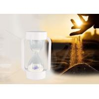 Kids Room G-Sensor Hourglass Sand Clock Colorful Night light Funny Gift for Children Manufactures