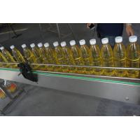 China Aseptic Honey / Soybean Oil Filling Equipment , Automatic Bottle Filling Machine on sale