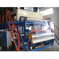 Multifunction Kraft / Release paper coating Machine , bopp coating machine Manufactures