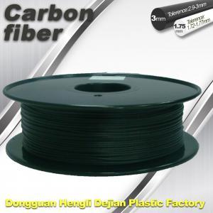 CarbonFiber  Filament  1.75mm 3.0mm .3D Printing Filament, 1.75 / 3.0 mm. Manufactures