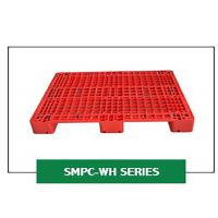 Quality Grid Steel Rackable Reinforced Plastic Pallets 1200*1000*150 Mm Single Injection Mould for sale