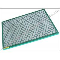 Buy cheap Professional Shale Shaker Parts 30 - 400 Mesh Steel Frame Shaker Screen from wholesalers