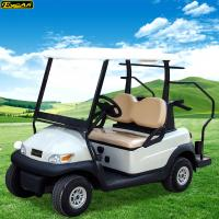 China 4 Wheel Used Electric Golf Carts 48V With ADC Motor Italy Graziano Axle on sale