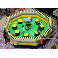 China Funny Children / Adult Sport Games Large inflatable Rotary machine with CE on sale