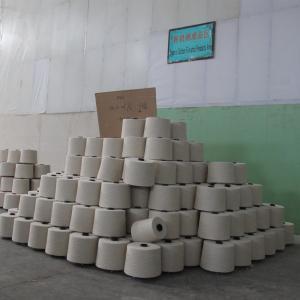 China Healthy 100% Raw Organic Hemp Yarn 10Nm GOTS Certified Wholesale wholesale