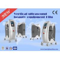 7MHz / 4MHz High Intensity Focused sound Machine , Permanant Wrinkle Removal Equipment Manufactures