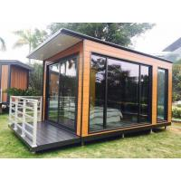 Water - Proof And Simple Container House Prefab With All Over The World Manufactures