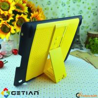 Stand Mini Notebook iPad Protective Cases Covers for Protection , Yellow Colored Manufactures