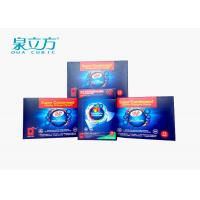 Biodegradable Travel Laundry Detergent Tablets With Active Detergent Solids Manufactures