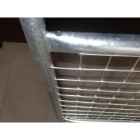 Hot Dipped Galvanized Collapsible Pool Fence Temporary Mesh Fencing 22.00kg Manufactures