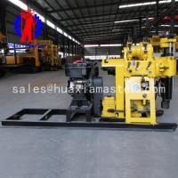 200 Meters Drilling Machine Water Well  concrete core drilling machine Manufactures