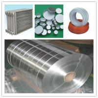 Buy cheap High quality of 8011  O  0.15mm to 0.50 mm  Aluminum Strip for Composite  PEX-AL-PEX Pipe from wholesalers