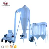 Buy cheap Factory Direct Sale Large Capacity Wood Hammer Mill CE Approved from wholesalers