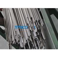 ASTM A789 1 / 2 Inch S31803 1.4462 Duplex Stainless Steel Tube With High Tensile Strength Manufactures