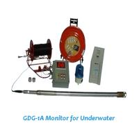 Buy cheap Gdg-1A Underwater Monitor For Concrete Elevation Filling Pile from wholesalers