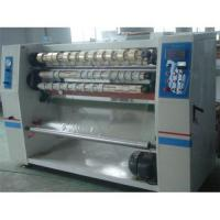 China Bopp tape slitter rewinder on sale