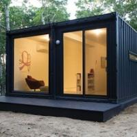 Low cost prefab tiny container house 20ft manufacturer Manufactures
