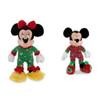 Custom Disney Plush Toys Mickey Mouse With Sleepwear Stuffed 40cm Manufactures