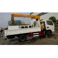 XCMG Heavy Truck Telescopic Boom Crane 100 Ton Overall Height 3870 Mm Manufactures