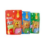 China Yummy Mini Tropical Gummy Bears , Strawberry Gummy Candy With Calcium Zinc on sale