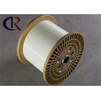 China Reinforcement FRP Strength Member , FRP Rod For Fiber Cables Coat Φ0.4 - Φ5.0 on sale