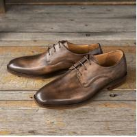 Buy cheap OEM Mens Casual Slip On Shoes , Color Customized Comfortable Lace Up Footwear from wholesalers