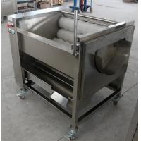 China Factory Vegetable Washing Machine/Vegetable And Fruit Washing service equipment on sale