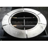 Quenching + Tempering Stainless Steel Forging Ring EN 10250-4:1999 X12Cr13 1.4006 Manufactures