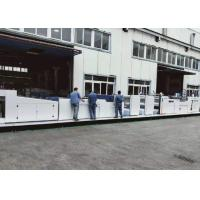 Largest Size 1450mm Length Thermal Film Laminating Machine With Embossing Unit Manufactures