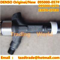 DENSO Original /New Injector 095000-057# / 095000-0570/095000-0571/23670-27030 Fit Toyota Manufactures