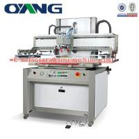 2014 Ounuo Semi Automatic Non Woven Fabric Screen Printing Machine Manufactures