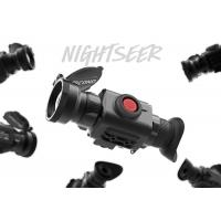 Unique One Thumb Thermal Imaging Scope With Patent Intelligent Coloration Technology Manufactures