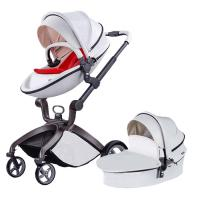 China Hot New Baby Stroller 3 in 1 with Car Seat and Carrying Cot wholesale