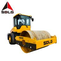 SDLG RS8140 Road Roller Machine 14 Ton Static Single Drum Vibratory Roller Highway Construction Machinery Manufactures