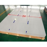 China 2 Meters Width Aluminum Composite Panel With Precision Coating 2mm—4mm Thickness on sale