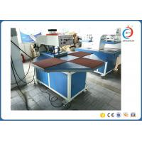 Pneumatic System Automatic Heat Press Machine with Four Working Bench Manufactures