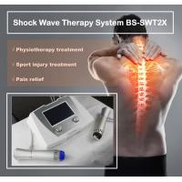 Excellent Back Pain Relief Shockwave Therapy Machine , Shockwave Physiotherapy Machine Manufactures